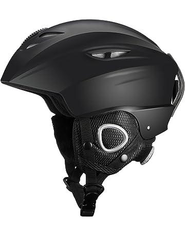 enkeeo casco sci  : Caschi - Sci: Sport e tempo libero