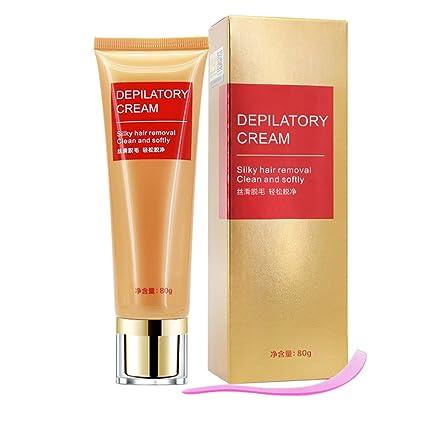 Yiitay - Crema depilatoria para depilación de cabello para hombre y mujer, cuerpo entero,