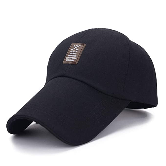 New Marking Men s Lady Cotton Hat Fashion Simple Baseball Cap Sports Golf  Casual Canvas Snapback Hats at Amazon Men s Clothing store  5bf36f51924