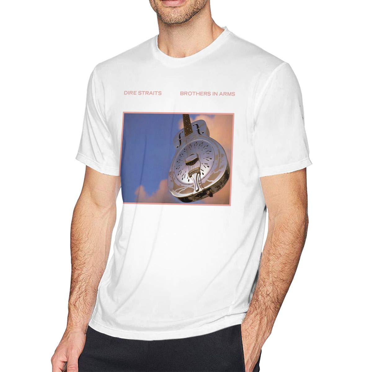 Wwdcd Dire Straits Brothers In Arms Short Sleeve T Shirt 5282