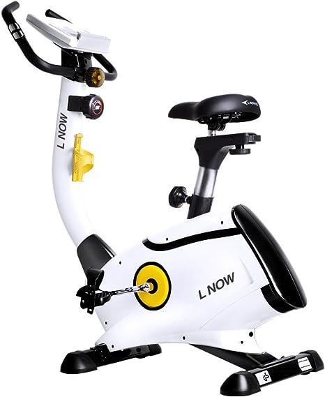 L Ahora Vertical Resistencia magnética Bicicleta Ejercicio ...