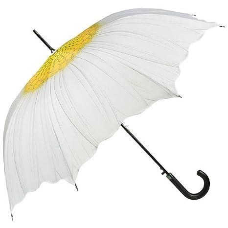 myschirm Designer diseño paraguas Margaritas – Elegante Stock pantalla – Luxus Design – Automático