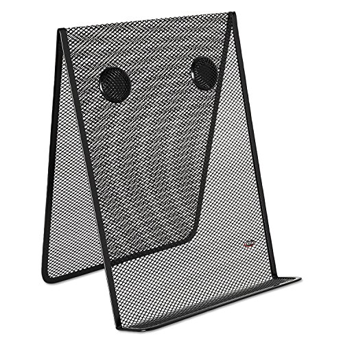 Quality Product by Rolodex Corporation - Document Holder Mesh EEL Black