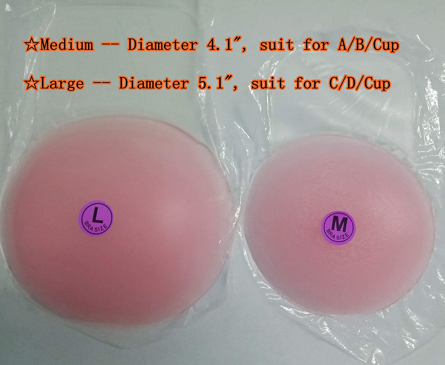 ASTBRA Silicone Womens Pasties Silicone Nipple Covers with Lift Tape Reusable Invisible Breast Petals Pink