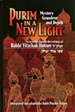 Purim in a New Light 9781931681308