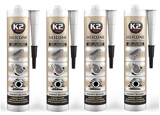 Junta de silicona de alta temperatura, 300 g, resistente ...