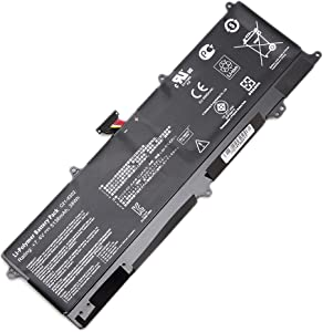 CPY C21-x202 Replacement Laptop Battery for Asus Vivobook Q200 Q200e S200 X202 X202e S200e X201 X201e C21x202 Laptop 5136mah Built-in Battery 7.4V 38WH