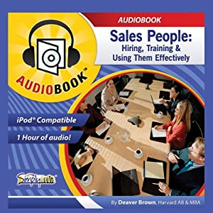 Sales People Audiobook