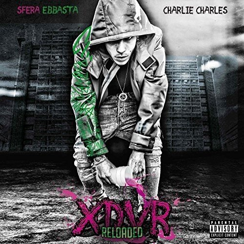 CD : Sfera Ebbasta - Xdvr Reloaded (Italy - Import)