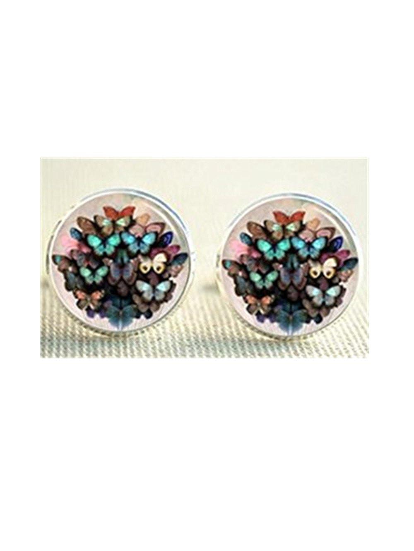 Papillon Boutons de manchette, Troides Papillons Manchette, d'images, boutons de manchette d' images Forever family ce67