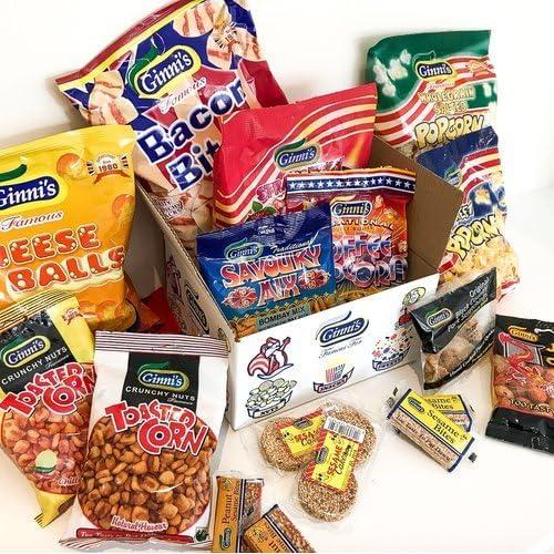 The Snacks Box