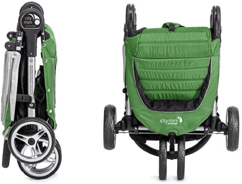 Baby Jogger City Mini 3 - Silla de paseo, color verde: Amazon.es: Bebé