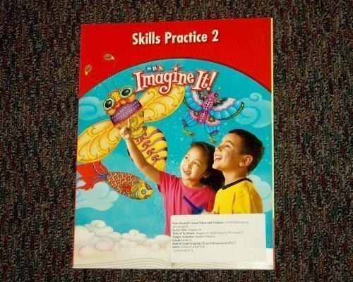 Imagine It Skills Practice 2 (Skills Practice 2 Level K Book 2, Skills Practice 2 Level K Book 2)