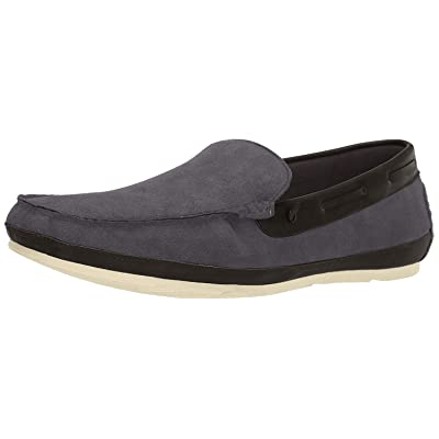 Unlisted by Kenneth Cole Men's Regotta Slip on Boat Shoe | Shoes
