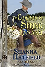 The Cowboy's Spring Romance (Grass Valley Cowboys Book 2)