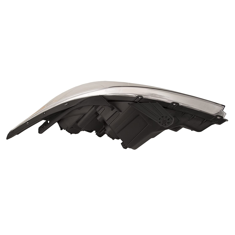 Amazon.com: Headlights Depot Replacement for Hyundai Sonata New Replacement Driver Side Headlight: Automotive