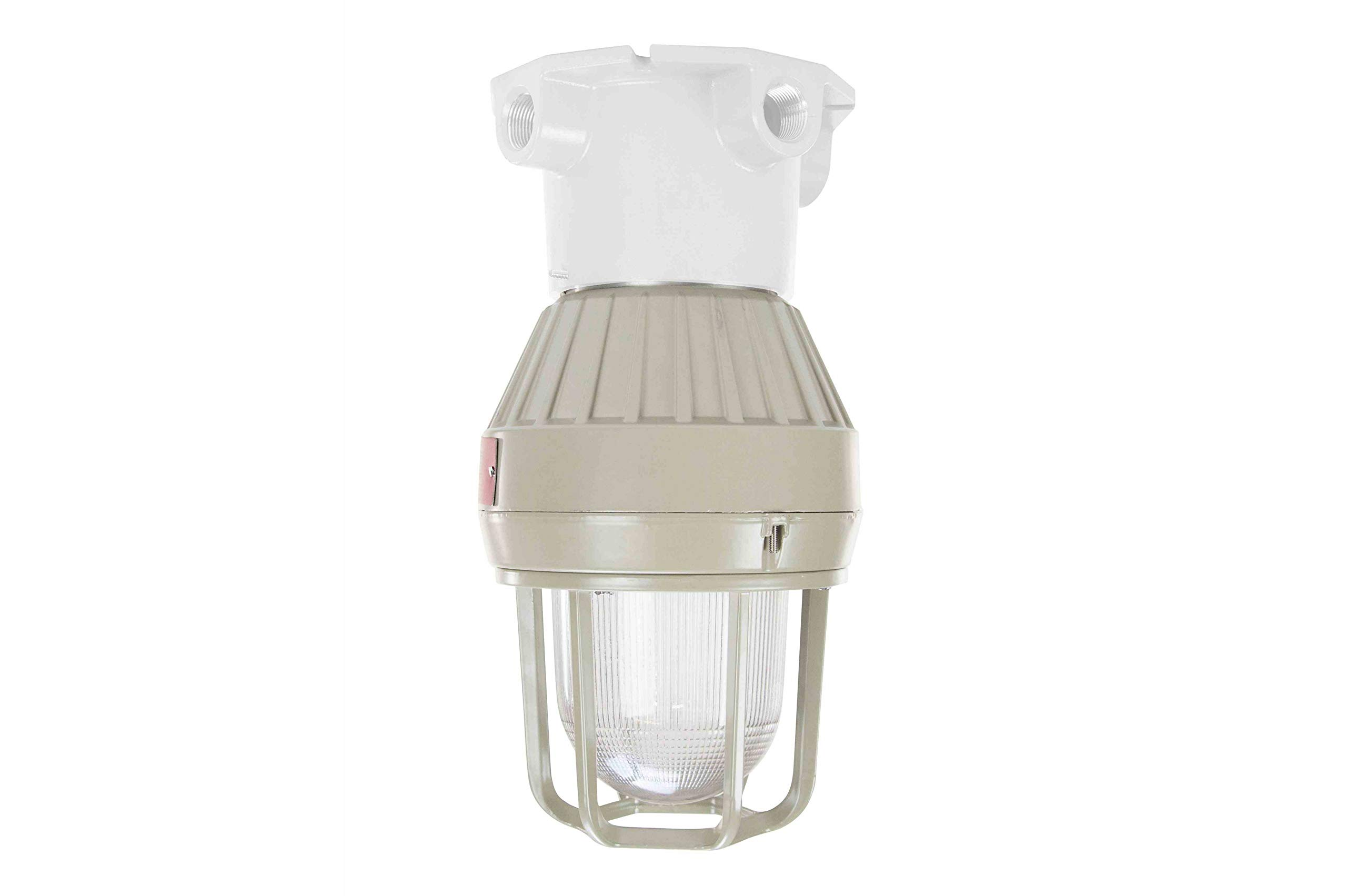 Explosion Proof LED Strobe Light - Replacement Lamp Body w/LED Assembly - NO Mount Guard OR Globe