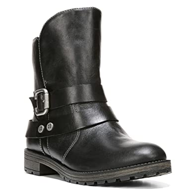 Womens Boots Naturalizer Talley Black Leather