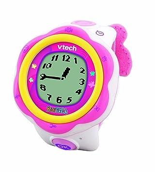 VTech Cooltronic - Reloj para niños, Kidi Tic Tac, color rosa (80-