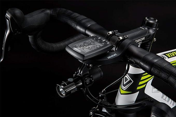 iGPSPORT iGS50E (versión española) - Ciclo computador GPS ...