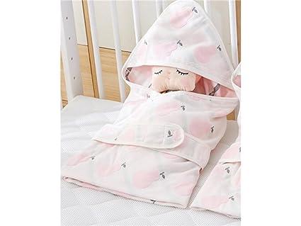 Manta Swaddle Sacos de dormir del niño recién nacido cálida manta Swaddle Saco de dormir impresión