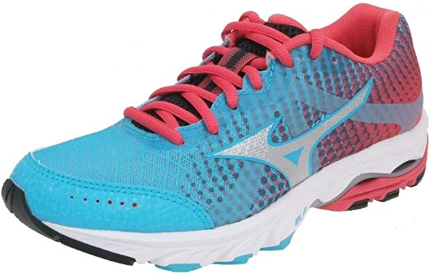 Mizuno Elevation W Pro Azul – Zapatillas Running: Amazon.es: Zapatos y complementos