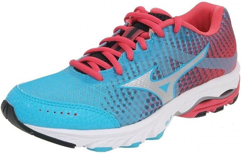 Mizuno Elevation W Pro Azul – Zapatillas Running: Amazon.es: Zapatos y complementos