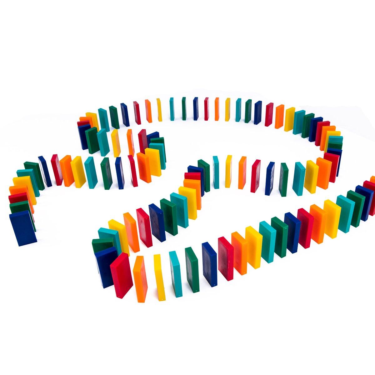 Bulk Dominoes plastic Mixed Bulk Pack 1,000pcs