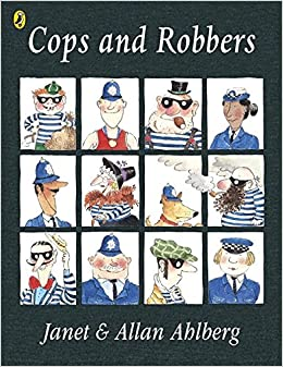 Cops and Robbers (Picture Puffin): Amazon.co.uk: Allan ...