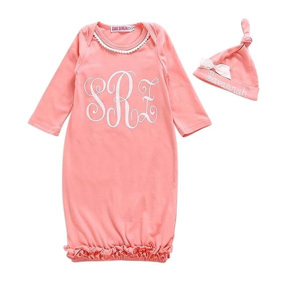 Amazon.com: ESHOO Baby Sleeping Bag Baby Sleep Gown Cotton Baby ...