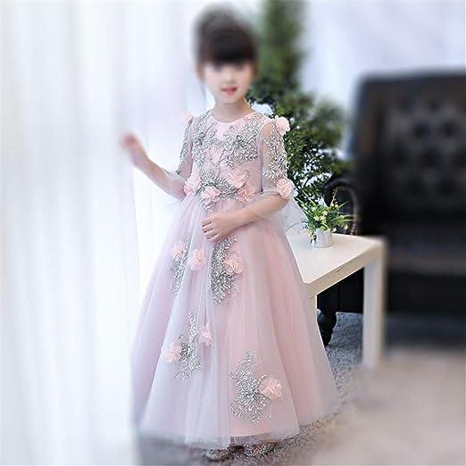 Melodycp-cloth - Vestido de Princesa para niñas, para cóctel ...