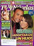 TV y Novelas Magazine April 19 2008 - Jackie Guerrido y Don Omar, Alicia Machado and More!