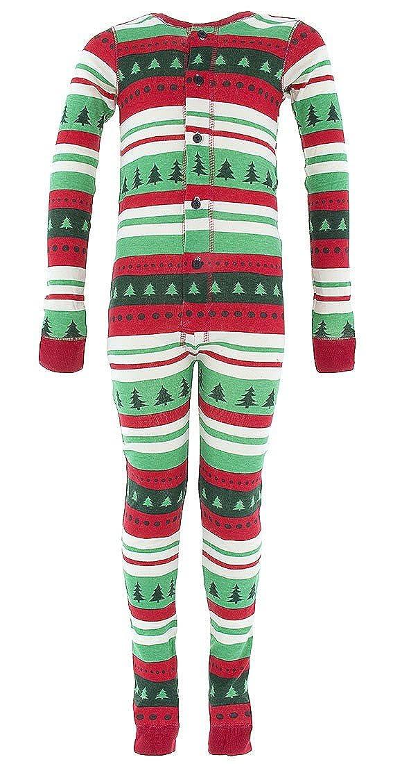 Lazy One Boys' Tail End Flapjacks Union Suit KFJ7418-$P
