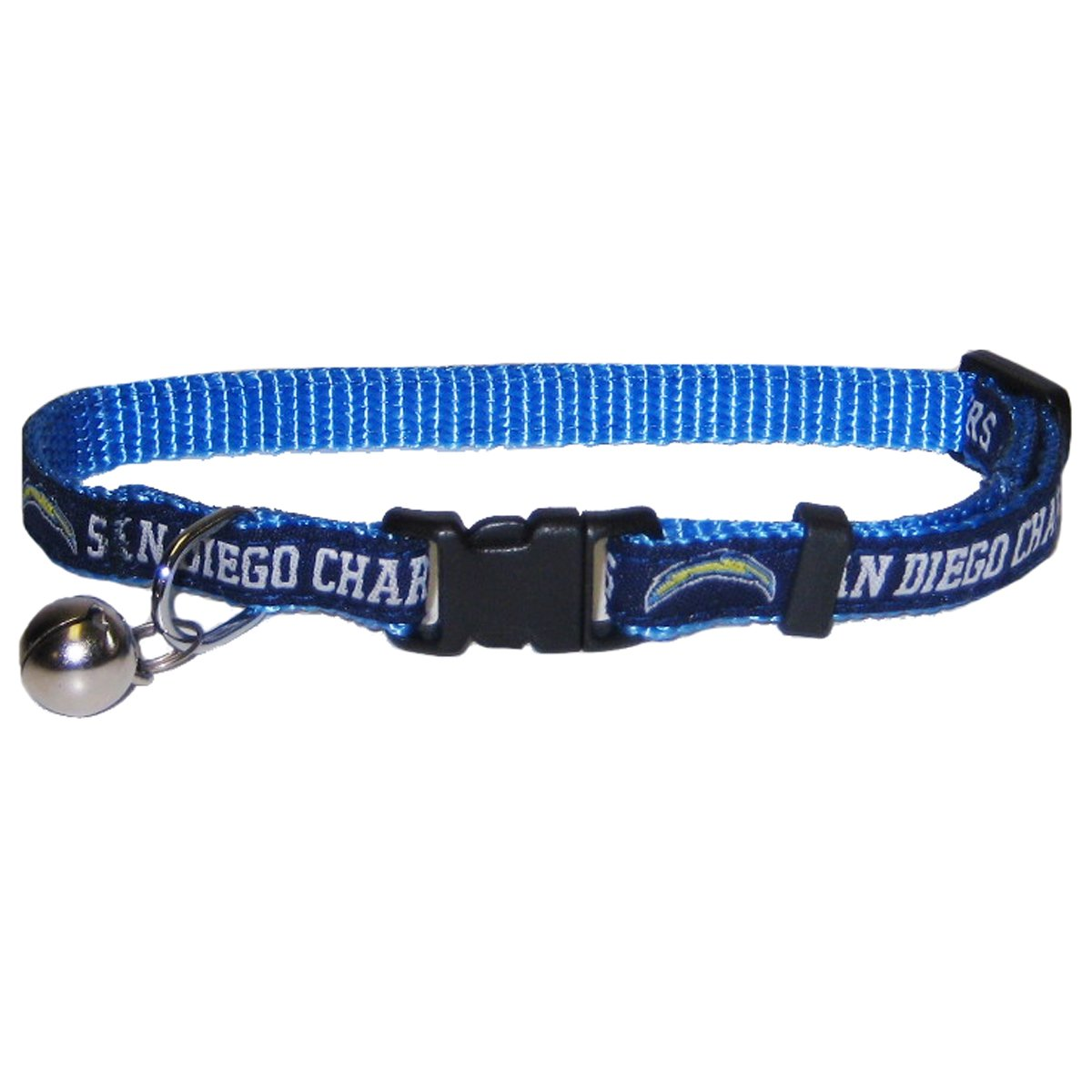 (San Diego Chargers) NFL Cat Collar Cat Collar Premium Cat Collar Strong & Adjustable Cat Collar