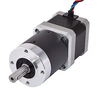 Motor paso a paso STEPPERONLINE Nema 17, L=39 mm, transmisión de ...