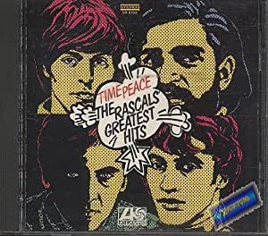 Rascals Time Peace Greatest Hits Amazon Com Music