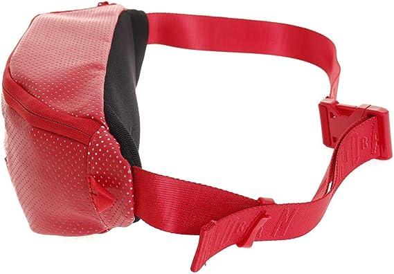 Nike Marsupio da Uomo Rosso in 9A0170 R78