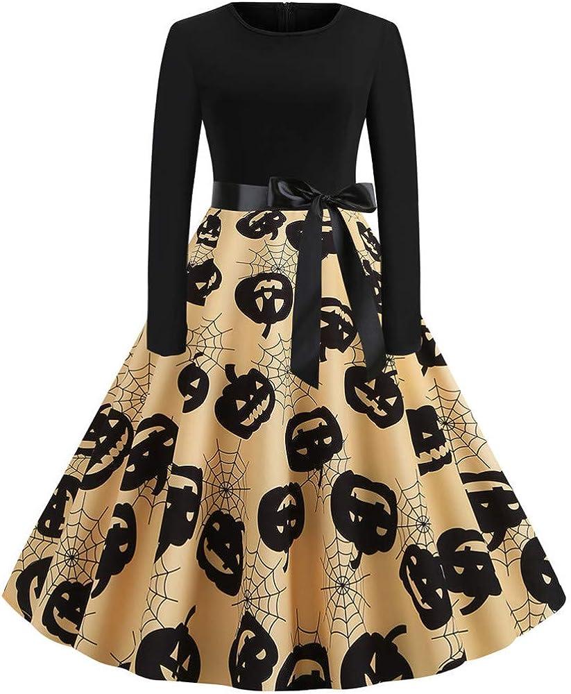 De Falda Vintage de Hepburn, de Mujer Vestido Arco, Mujeres con ...