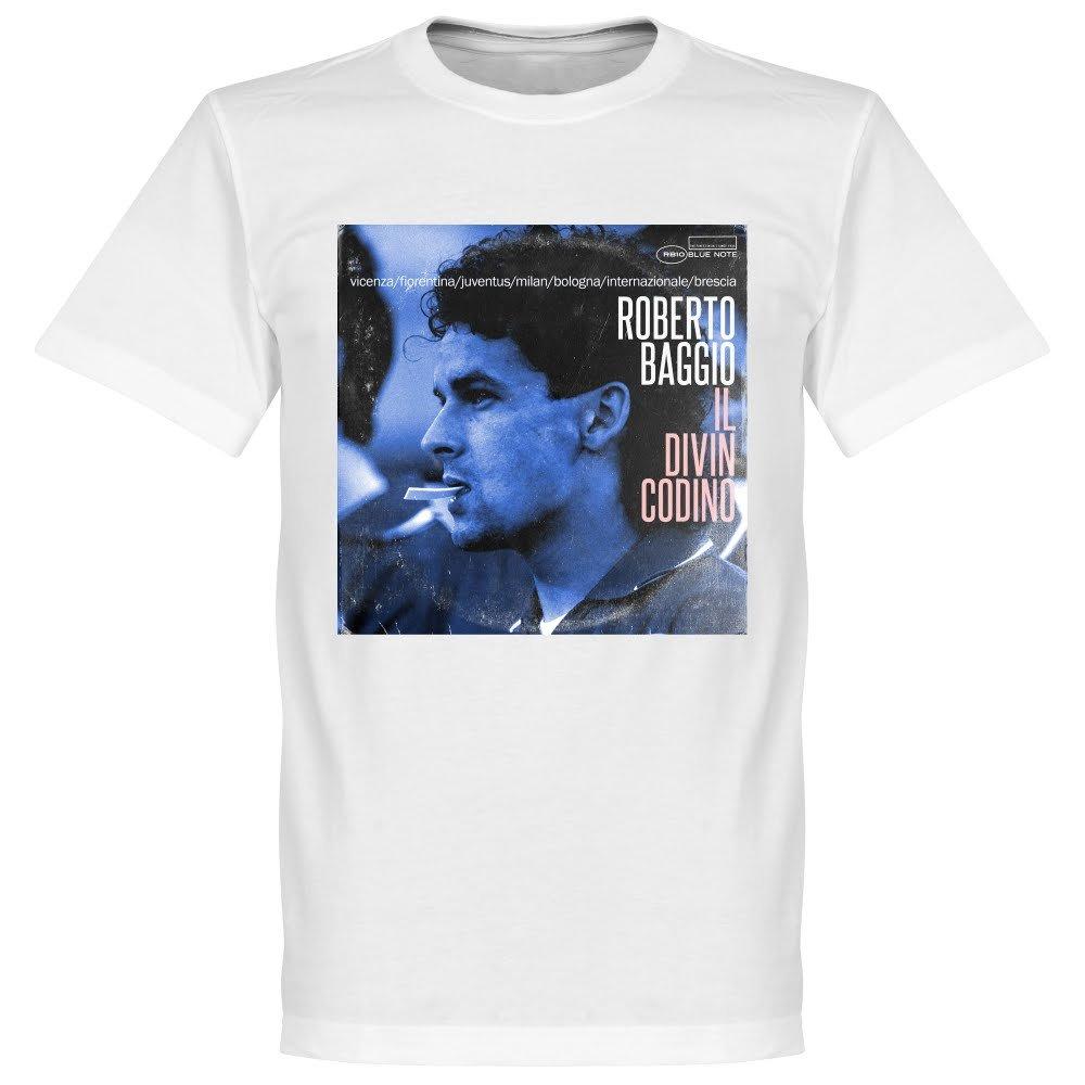 pennarello lpfc BAGGIO T-shirt–Blanc Retake