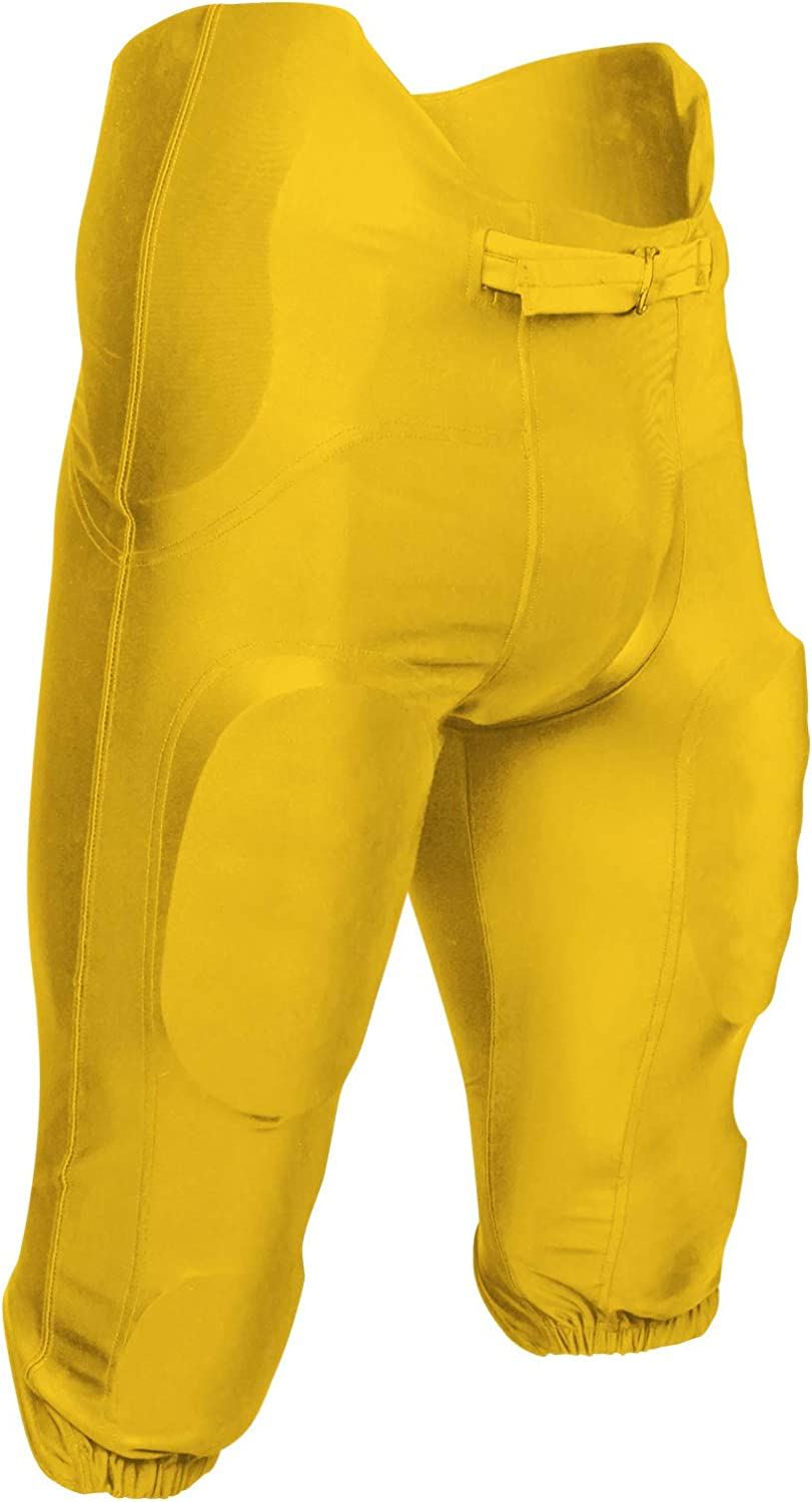 CHAMPRO Bootleg 2 Integrated Polyester//Spandex Football Pant