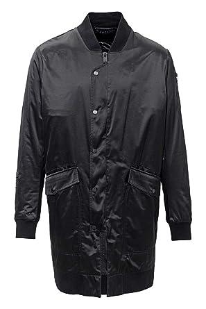 d162d93291e6 Drykorn Herren Jacke Mantel SALEM, Farbe: Schwarz, Größe: 52: Amazon ...