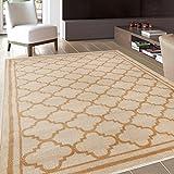 Rug Decor Trellis Contemporary Modern Design Area Rug, 7′ 10″ by 10'2″, Cream Review