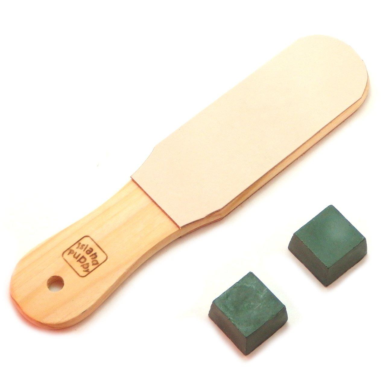 包丁 ナイフ 革 砥ぎ セット