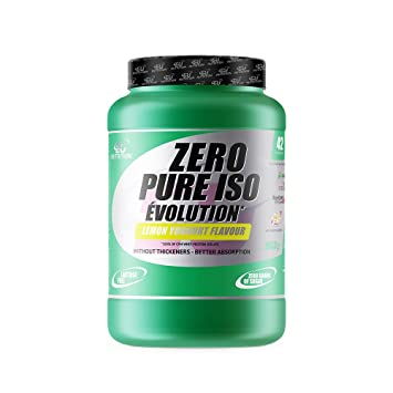 EU Nutrition Zero Pure ISO Évolution Lemon Yogurt - 908 gr ...