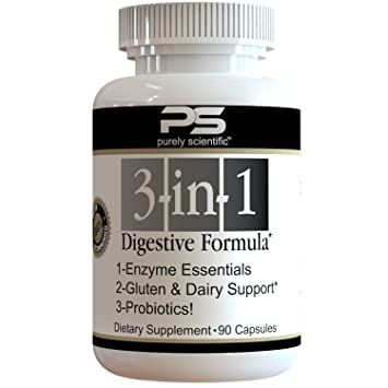 Amazon.com: Probiotics Digestive Enzymes All-In-One Premium ... on