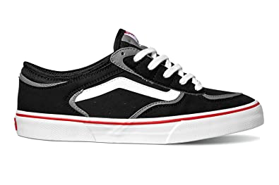 cd71a7acd68754 Vans Shoes - Sneaker ROWLEY PRO - black white red