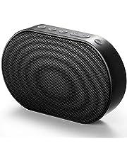 Altavoces Portatiles Bluetooth WiFi Inteligente con Amazon Alexa Spotify Minialtavoz Soporte Multiroom Sonido Alta Fidelidad Portable Speaker (2 * 5W, 14horas) GGMM-E2