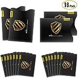 Kollea 18 Pack Credit Card Protector In Waterproof... Herren-accessoires Geldbörsen & Etuis Rfid Blocking Sleeves