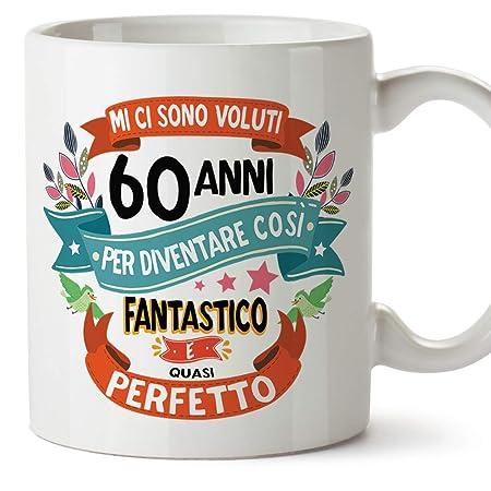 Mugffins Tazza Compleanno 60 Anni Idee Regali Originali Et