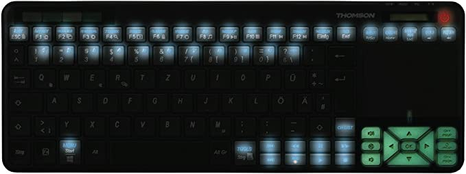 Hama ROC3506 IR inalámbrico Botones Negro: Amazon.es: Electrónica